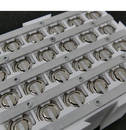 battery pack ultrasonic welded